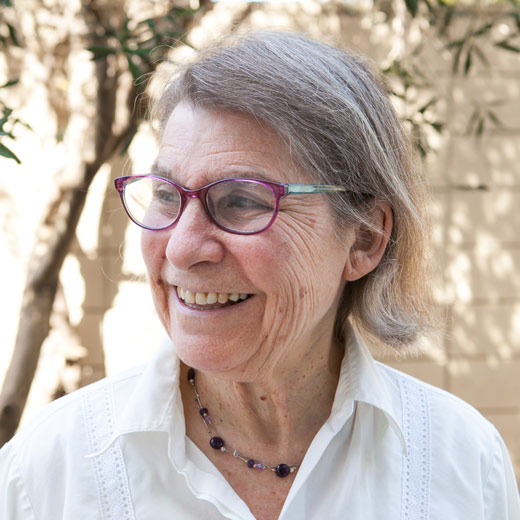 Irene Resnikoff - Headshot
